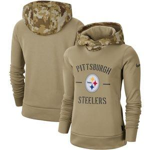 Women's Pittsburgh Steelers Pullover Hoodie